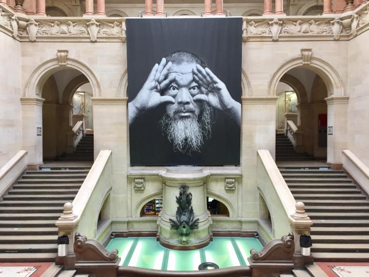 Ai Weiwei – D'ailleurs c'est toujours lesautres