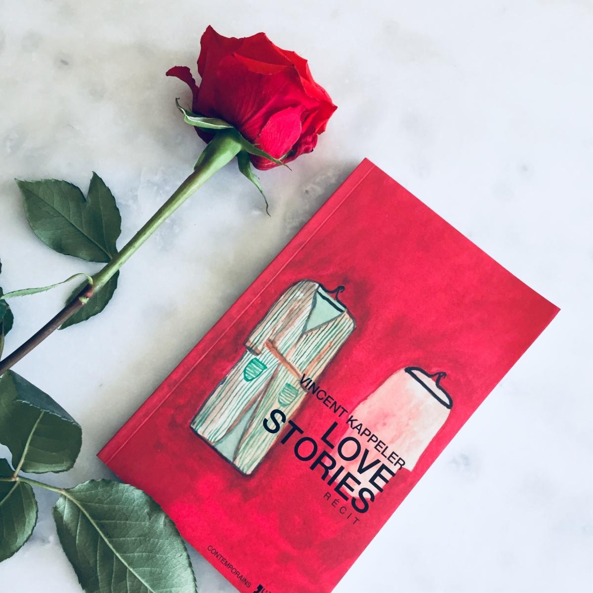 Love stories de VincentKappeler
