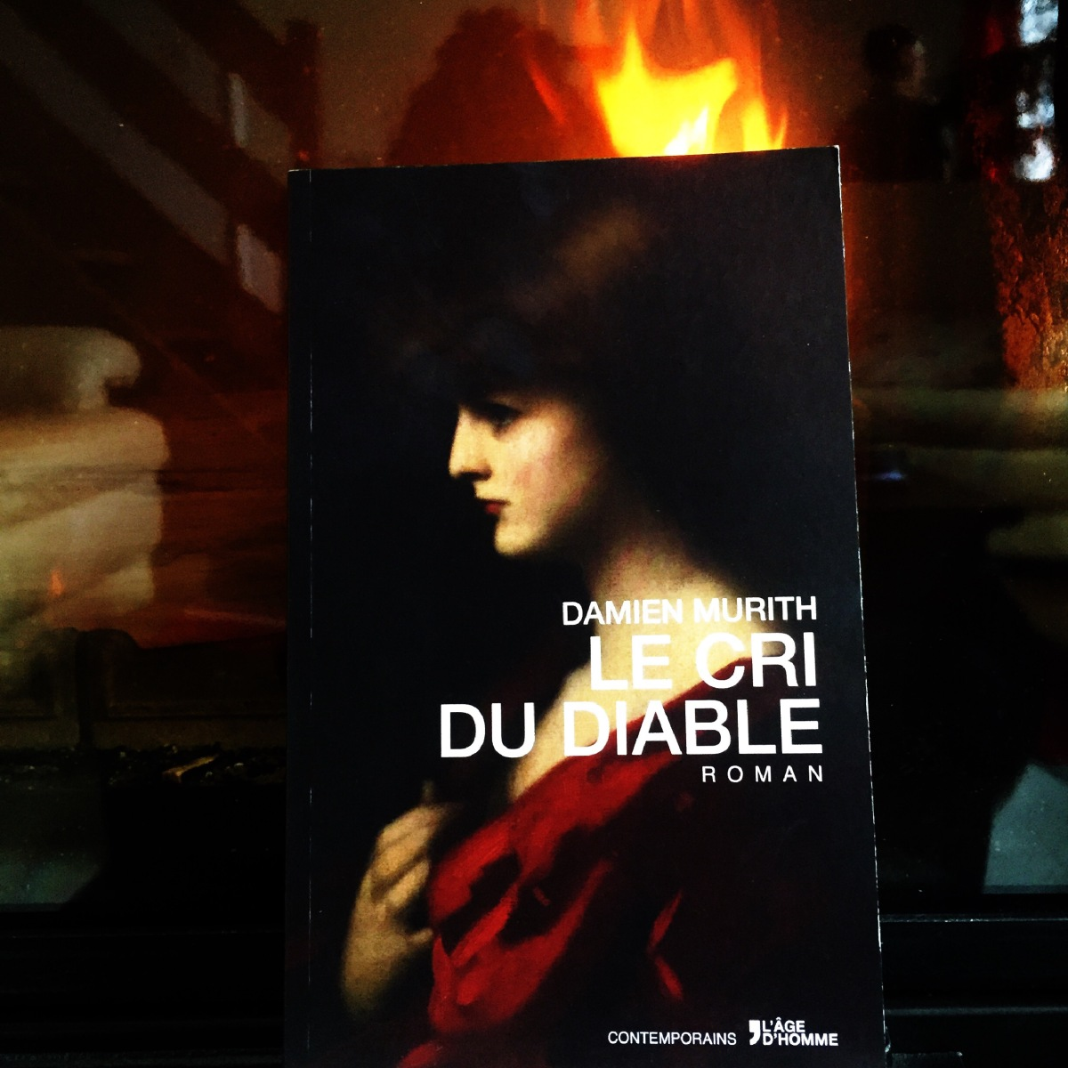 Le cri du Diable de DamienMurith
