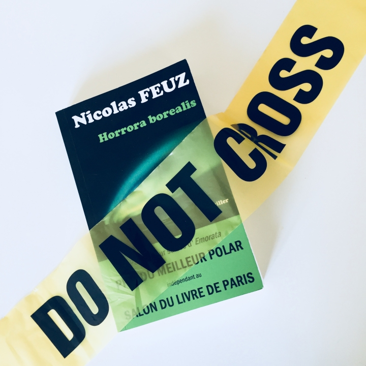 Horrora borealis de NicolasFeuz