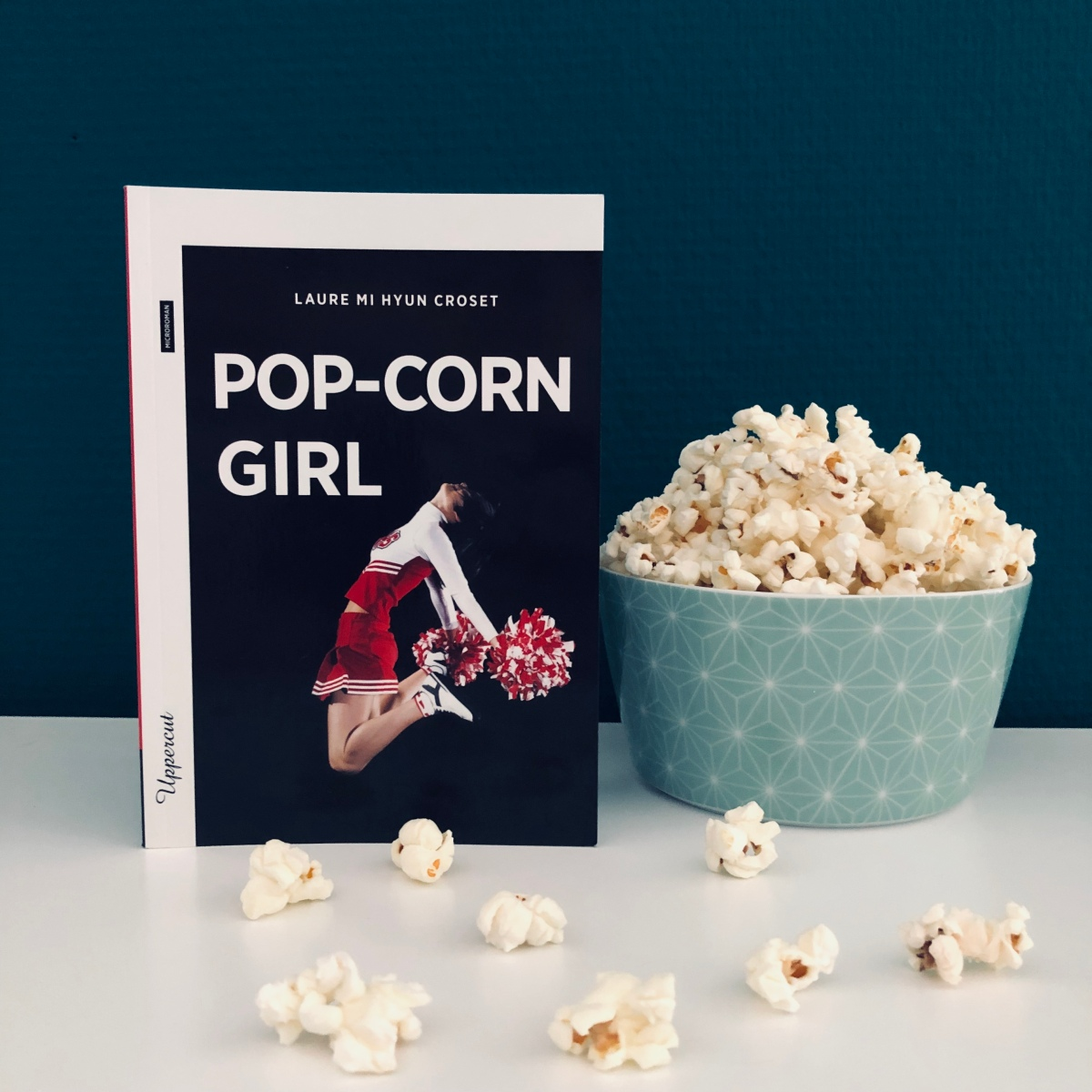 Pop-corn girl de Laure Mi Hyun Croset